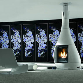 Modern Fireplace from Palazzetti – 2 new modern designs