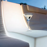 palm coast lighted armrest Palm Coast Outdoor Furniture
