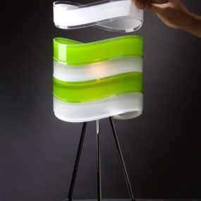 Modular Lamps – customizable lamp shade by Park Woo Sung