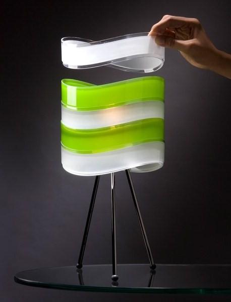 parkwoosung modular customizable lamp shade Modular Lamps   customizable lamp shade by Park Woo Sung