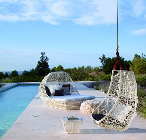 patricia urquiola hanging swing chair 3