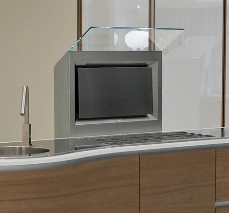 Pedini kitchen new ergonomic curvy dune kitchen for Pedini cabinets