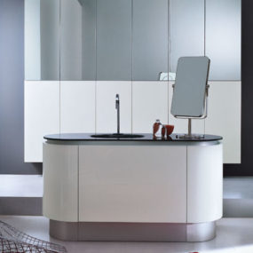 Contemporary bathrooms from Pedini – the Fashion bathroom collection