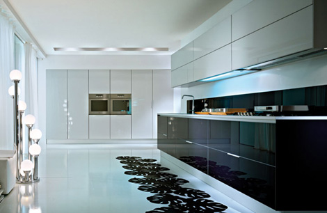 pedini kitchen q 2 system 3