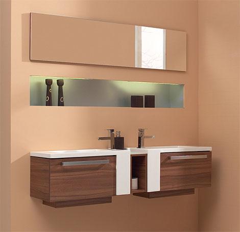 pelipal oasis bath vanities Oasis Compact Bath Vanity by Pelipal for small bathrooms