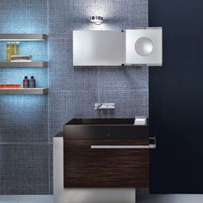 Contemporary bathrooms from Pendini – the Trendy bathroom collection