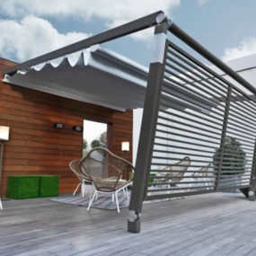Pergotenda Awning by Corradi – Move