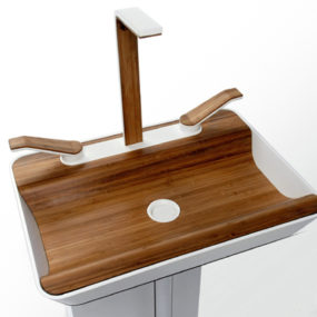 Eco-Friendly Washbasin by Phil Rose – Bu