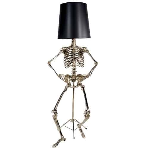 philippe lamp by zia priven 2 Oh, Them Bones! Life Size Philippe Lamp by Zia Priven is to Die For!