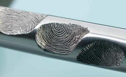Contemporary Door Handles - lever handle design Fingerprint by ...