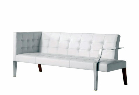 phillipe stark monseineur sofa1 Phillipe Stark Design Sofa for Driade   new Monseigneur Sofa