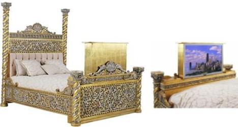 Phyllis Morris Florentine Bed