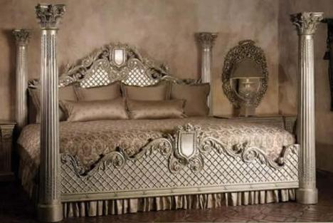 Beau Phyllis Morris Grande Venetian Bed Phyllis Morris Luxury Furniture Sorry,  For Billionaires Only