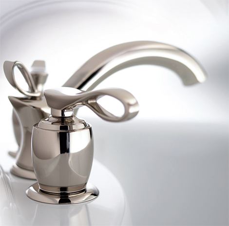Phylrich Bathroom Faucet U2013 New Amphora Luxury Faucets With Ribbon Handle  Design