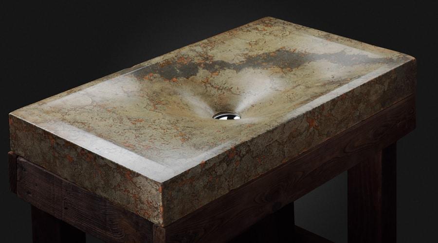 Concrete Sinks handcrafted concrete sinks from pietra danzare
