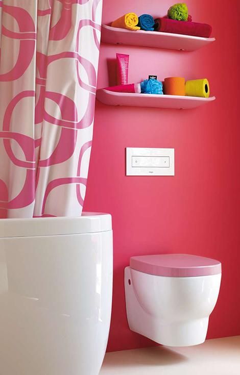Pink Bathroom Ideas Laufen 2 Jpg