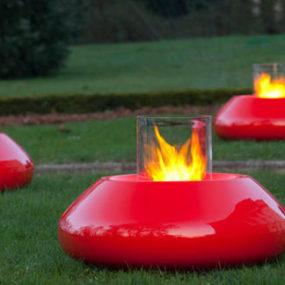 Mini Fireplace – Modern Portable Fireplace by Planika