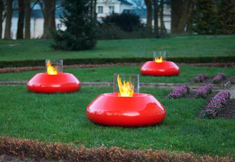 planika portable fireplace bubble 2 Mini Fireplace   Modern Portable Fireplace by Planika