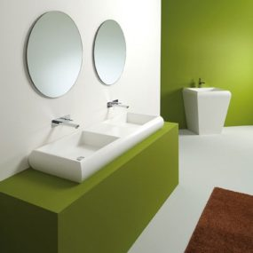 Bathroom Suite from Planit – new Dyno