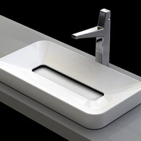 Modern Bathroom Fixtures from Plavis Design