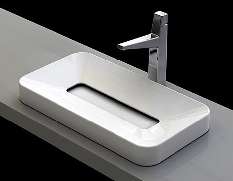 plavisdesign sink tab Modern Bathroom Fixtures from Plavis Design