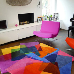 Playful Rugs by Sonya – 'After Matisse'