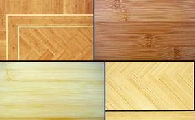 Bamboo Parquet flooring from Plyboo