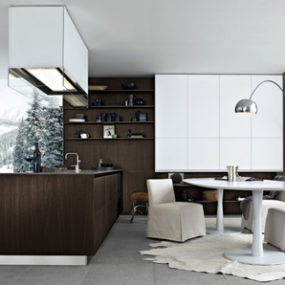 Poliform Varenna Kitchen by Carlo Colombo – new 'Twelve' design