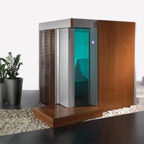 Home Sauna from Spas Wellness – a sensational all-in-one sauna!