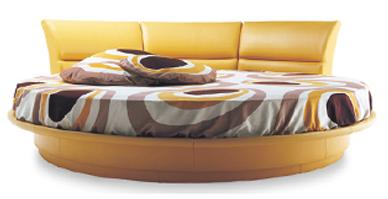 poltrona frau lullaby 2 rotating bed Lullaby Due bed from Poltrona Frau   to locate as you please