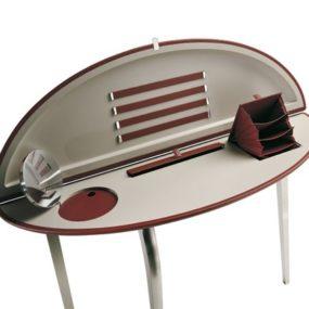 Small Makeup Table Feluca – modern makeup tables by Poltrona Frau