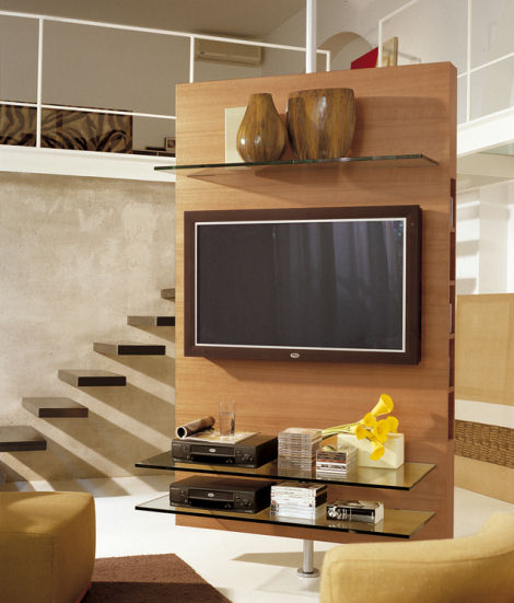 Furniture 44 Modern TV Stand Designs for Ultimate Home Entertainment