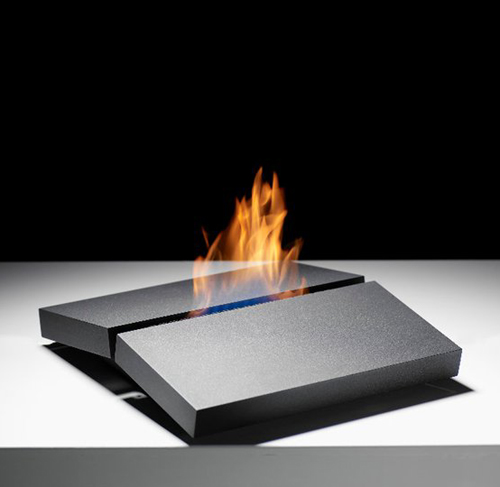 portable fireplace tekto safretti 2 Bioalcohol Fireplace by Safretti