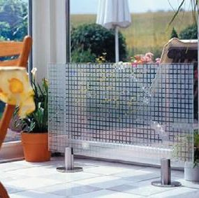 Glass heaters from Prefit
