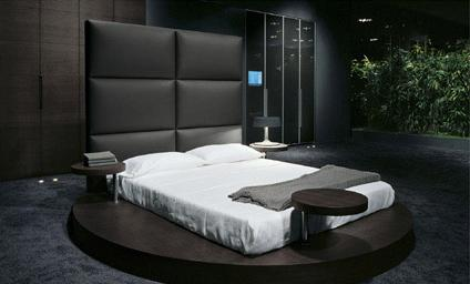 presotto zero bed Presotto Zero Bed   a European luxury platform bed