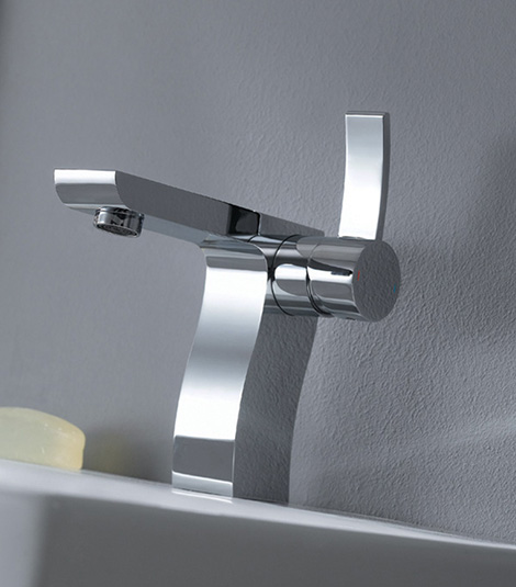 prodiggondatobathfaucet French Faucet from Prodigg   new unusually contemporary