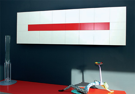 projectclimaradiator1 Italian Radiator from Projectclima   customizable recyclable radiators