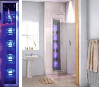prosun sunshower Tanning Shower ProSun SunShower   Tan While You Shower