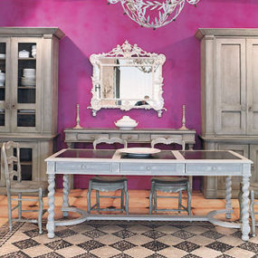 French country style – the timeless Dining Table Ursuline from Provence & Fils