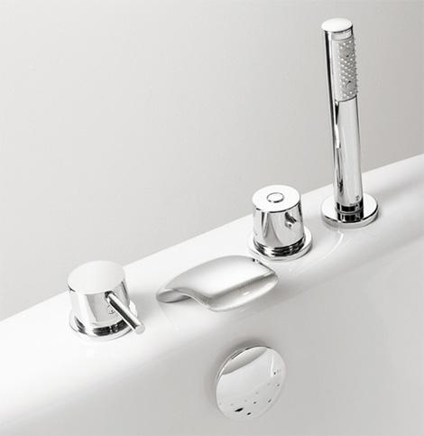 Puntoacqua Elisyr bathtub tub filler