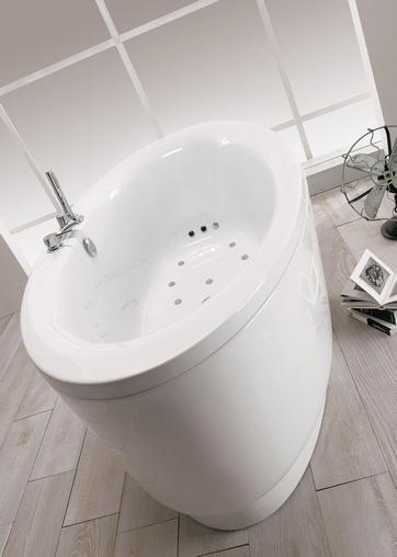 Puntoacqua Elisyr oval bathtub