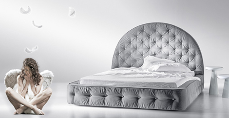 quilted beds nest italia 4