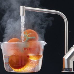 Instant Boiling Water Tap from Quooker – instant convenience!