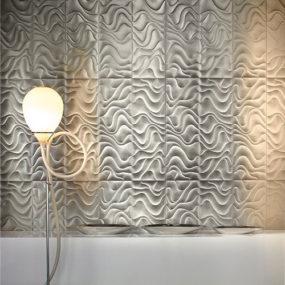 Raised Relief Tiles by Villeroy&Boch – Memoire Oceane