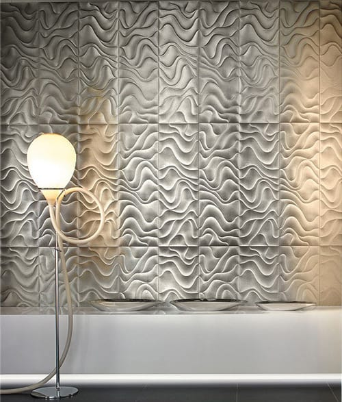 raised relief tiles villeroy boch memoire oceane 1 Raised Relief Tiles by Villeroy&Boch   Memoire Oceane