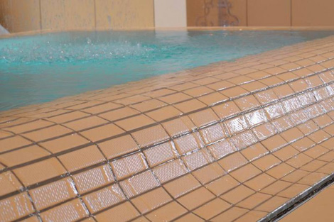 Rako floor tiles Bonanza detail