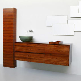 New Melting Chic bathroom line from Rapsel – European bathroom design