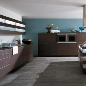 Cult Kitchen by Rational – the dark color kitchens