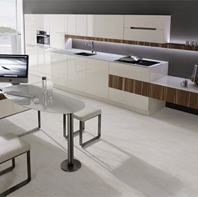 European Kitchen from Germany – new Emotion by Rational rethinks kitchen design