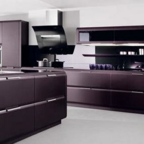 Onda Kitchen by Rational – a darker kitchen can look fabulous